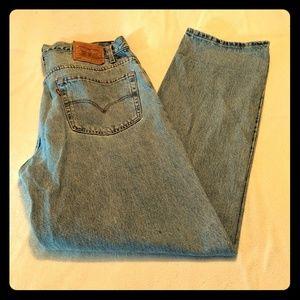 Levi's 505 Men's Jeans 40 x 34